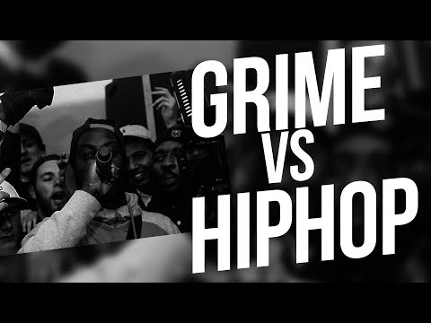 WHAT IS GRIME VS. HIP HOP?