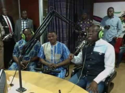 Governor Ayo Fayose Live On Fresh Fm (on Demand Stream)