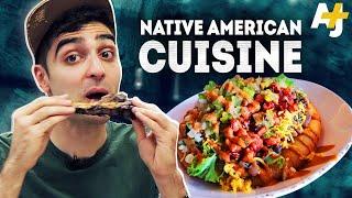 Video Why You MUST Try Native American Cuisine | AJ+ MP3, 3GP, MP4, WEBM, AVI, FLV Agustus 2019