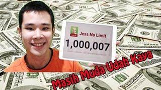 Video 1 .000.000 Subcriber inilah pendapatan Jess No limit Bener Ga Ya... ? MP3, 3GP, MP4, WEBM, AVI, FLV Juni 2018