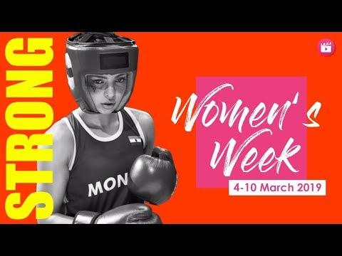 Women's Week - Mary Kom   MissCinema