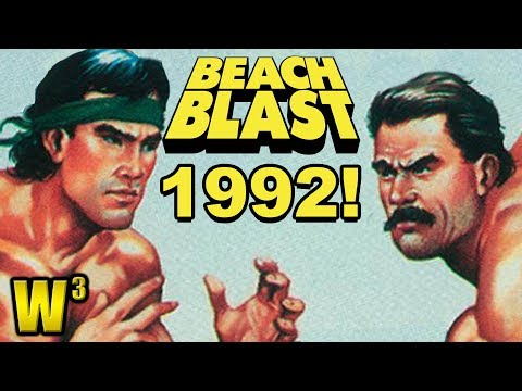 WCW Beach Blast 1992 Review | Wrestling With Wregret
