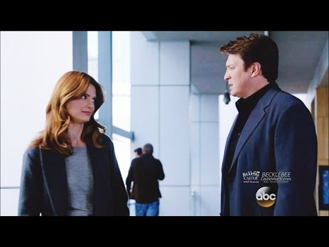 "Castle 8x09  Beckett Asks Castle about Svetlana ""Tone Death"" Season 8 Episode 9 (HD)"