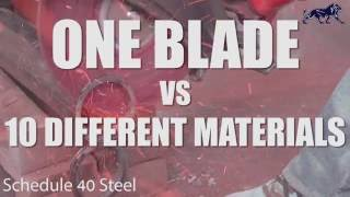 2016 Safety Blade Demo - Cut More Materials Faster, Longer, and Safer!