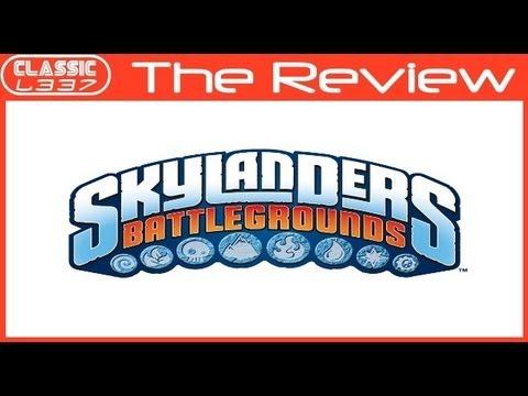 skylanders battlegrounds ios gameplay