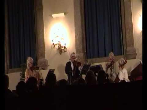 Antonio Lucio Vivaldi - LE QUATTRO STAGIONI (primavera/estate)