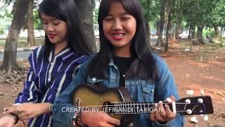 Download Video Pengamen cantik ini jago main gendang nya sama main ukulelenya!!!! MP3 3GP MP4