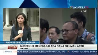 Video Ahok Tak Takut Ancaman DPRD Jakarta Yang Ingin Melaporkannya ke Bareskrim MP3, 3GP, MP4, WEBM, AVI, FLV November 2018