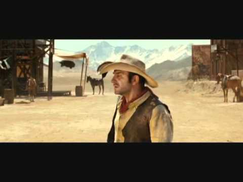 Lucky Luke Trailer - Wanted Dead Or Alive