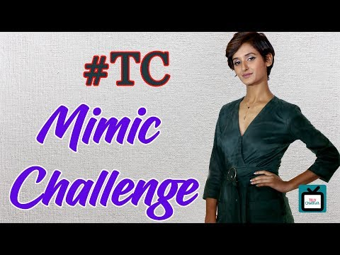 Shakti Mohan aces TC's MImic Challenge FT. Dance P