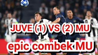 Video juventus vs mu highlights ( 1 - 2) epic combek MU MP3, 3GP, MP4, WEBM, AVI, FLV November 2018