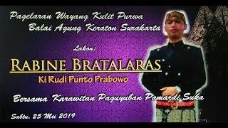 Video Wayang Kuliit Purwa, Rabine Bratalaras, Ki Rudi Punto Prabowo MP3, 3GP, MP4, WEBM, AVI, FLV Mei 2019