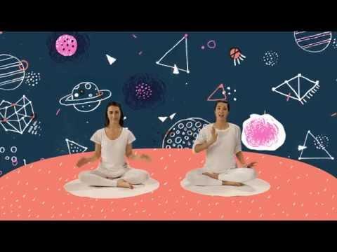"""YOGIC / Yoga para niños - Cápsula """"Los astronautas del espacio Interior"""""""