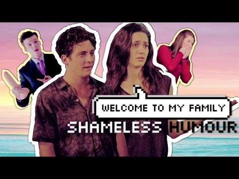 ► shameless {welcome to my family}「season 5 humour」