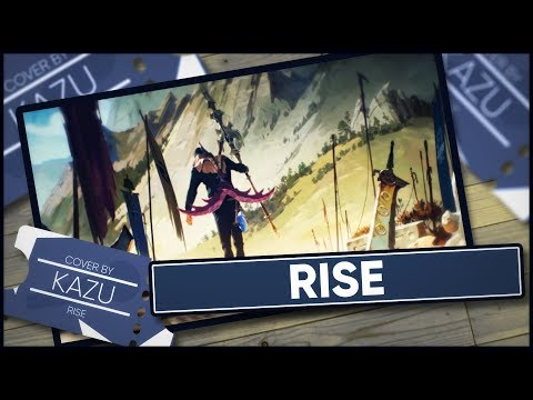 Worlds 2018 - League Of Legends 「RISE」 - Cover By Kazu [Polish Version]