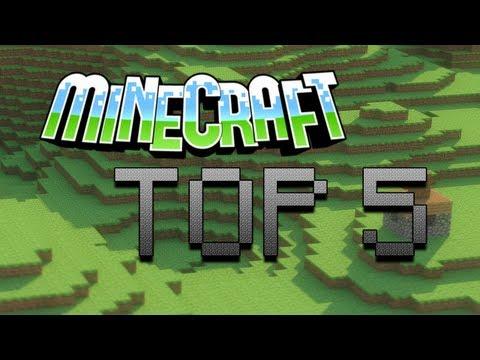 Top 5 Minecraft | Construcciones! | Semana 1