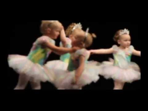 2 year old Dance Recital Fight!