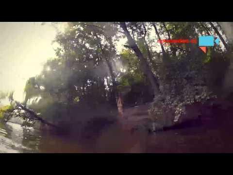 Skok do vody s GoPro Hero 2