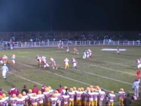 David Fales High School Highlights 2009 video.