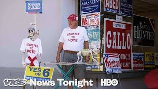 The Islamophobic Campaign & Sears Files Bankruptcy: VICE News Tonight Full Episode (HBO)