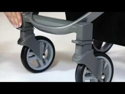 Graco Evo 3 в 1 - Видео обзор коляски