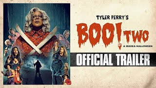 Boo 2! A Madea Halloween (2017 Movie) Official Trailer – Tyler Perry