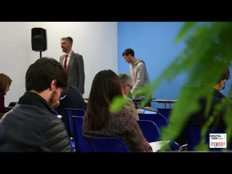 "img DIGITAL&BIM Italia | Nardinocchi: ""Evento internazionale, appuntamento di qualità"""