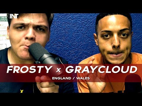 FROSTY 🇬🇧 x GRAYCLOUD 🏴󠁧󠁢󠁷󠁬󠁳󠁿 | Lower Frequency