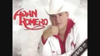 video y letra de  Me enamore (audio) por Adan Romero