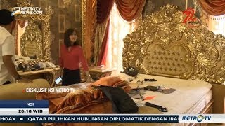 Video NSI - Mewahnya Kamar Utama Bos First Travel MP3, 3GP, MP4, WEBM, AVI, FLV Juni 2018