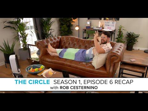 "The Circle | Season 1, Episode 6 Recap with Rob Cesternino: ""Anonymous Trolling"""