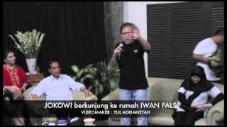 Video Jokowi berkunjung ke rumah Iwan Fals MP3, 3GP, MP4, WEBM, AVI, FLV Maret 2018