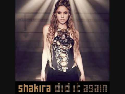 Shakira ft Kid Cudi – Did It Again (Remix) [NEW EXCLUSIVE]