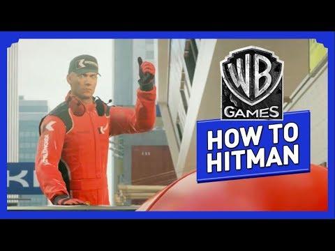 How to Hitman : Immersion de Hitman 2