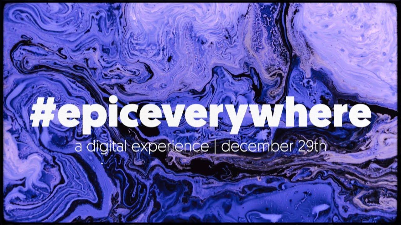 #EpicEverywhere2019