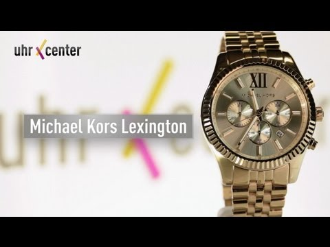 Michael Kors MK8281 Chronograph Herrenuhr