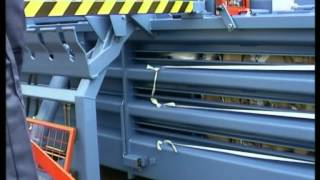 AP25 - Austropressen Πρέσα ανακυκλώσιμων υλικών