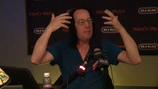 Video Todd Rundgren on Jonesy's Jukebox MP3, 3GP, MP4, WEBM, AVI, FLV Mei 2019
