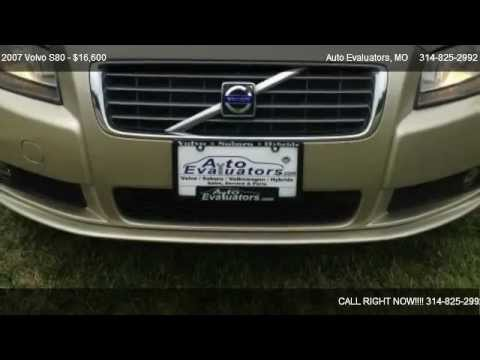 2007 Volvo S80 *LOADED* – for sale in St Louis, MO 63119