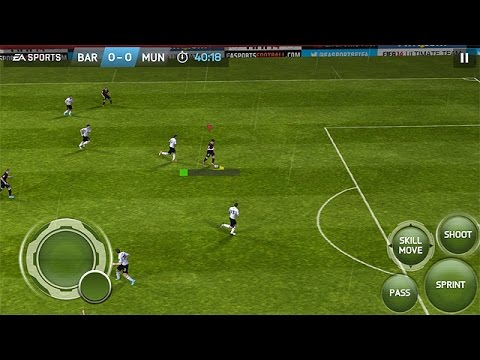 FIFA 14 By EA SPORTS™ Android Gameplay In HD