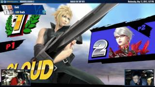 Smash on Tap #91 Smash 4 • May 17th, 2017 • Streamed by LGS https://lgs.gg/ • Live on www.twitch.tv/logicgatestudios Pledge to LGS to support Ontario Smash h...