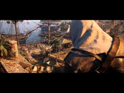 Assasins Creed 4 Black Flag Tribute Trailer The Wings of Icharus
