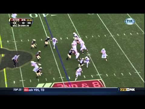 Kevin Hogan vs Colorado 2012 video.