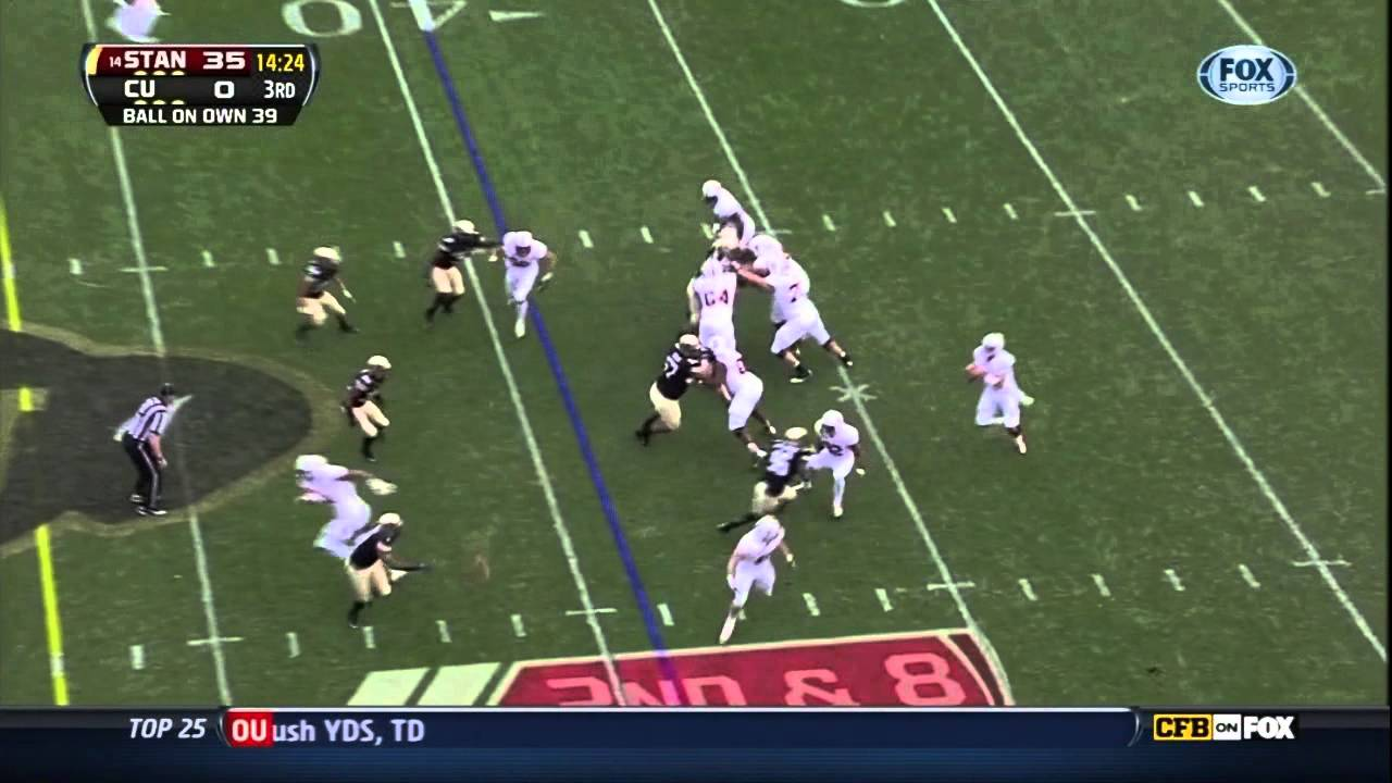 Kevin Hogan vs Colorado (2012)