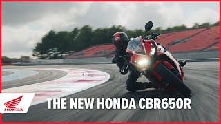 Honda CBR650R - Il video