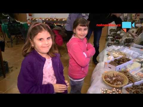 Dny adventních a vánočních dekorací v Arboretu Šmelcovna Boskovice 25. a 26. 11. 2015