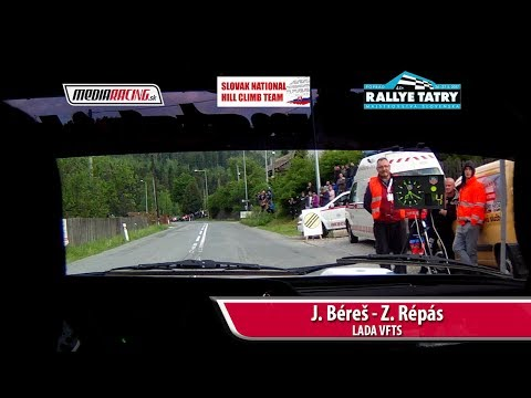 Rally Tatry 2017 - J. Béreš - Z. Répás - RS1 Huta1