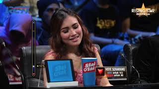 "Video Hanin Dhiya ""Bintang Kehidupan"" Nike Ardilla - Rising Star Indonesia Best Of 6 Eps 22 MP3, 3GP, MP4, WEBM, AVI, FLV Agustus 2018"