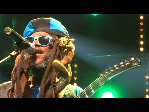 Steel Pulse - Roller Skates - live in France 2015
