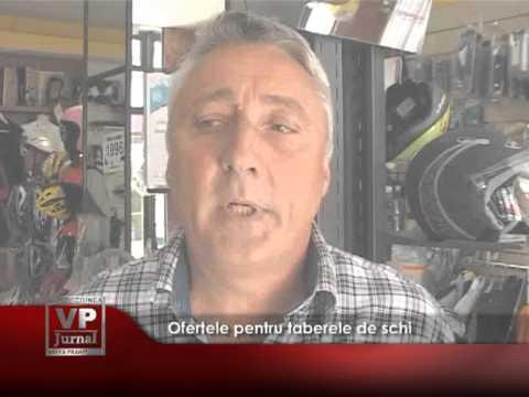 OFERTELE PENTRU TABERELE DE SCHI